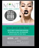 Book any 2, minimum, pay R199 per treatment!! Blackheath Non Surgical Face Lifts _small