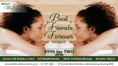 Welness Wednesdays - Buy 1 Get 1 Free Massage Offer Westdene Facials 4 _small