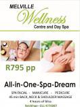 Welness Wednesdays - Buy 1 Get 1 Free Massage Offer Westdene Facials 2 _small