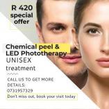 Chemical peel & LED Phototherapy Brackenhurst Beauty Salons _small